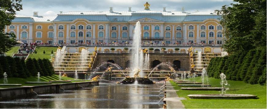 Como planejar seu cruzeiro por São Petersburgo?