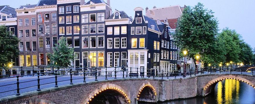 Vantagens de uma excursão em Amsterdam – capital dos Países Baixos