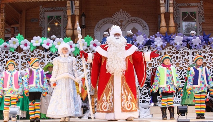 Tradições de Natal na Rússia