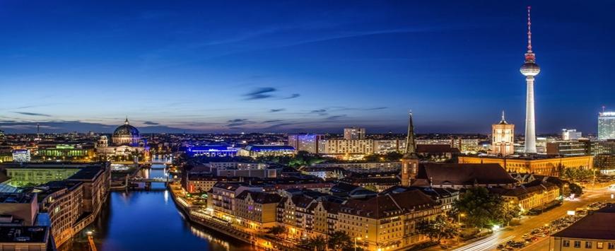 Berlim: sinônimo de turismo na Alemanha