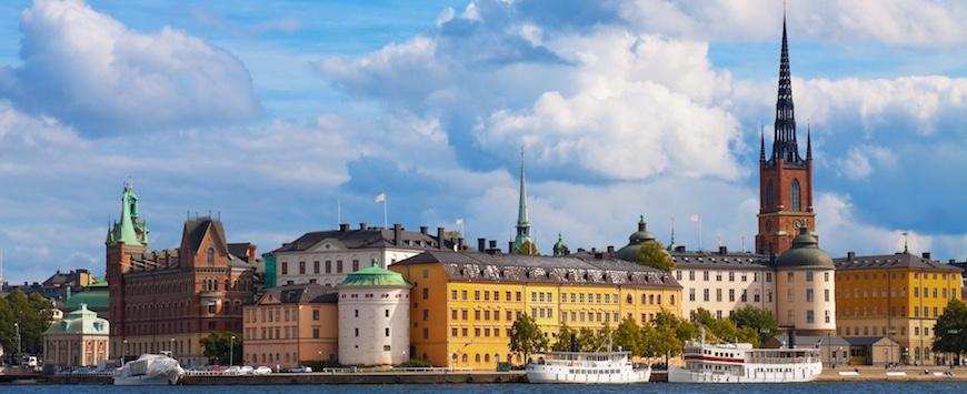 Estocolmo: sinônimo de turismo, desenvolvimento e bem-estar social.