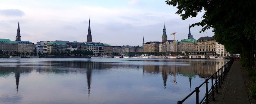 Conheça Hamburgo, um dos maiores  potenciais de turismo na Alemanha.